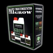Pack Crecimiento Genehtik Nutrients