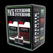 Pack Exterior e Interior Genehtik Nutrients