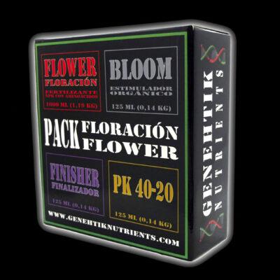 Pack Floración Genehtik Nutrients