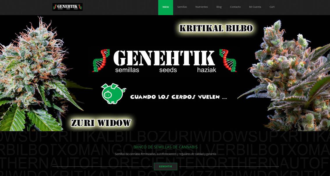 nueva web genehtik