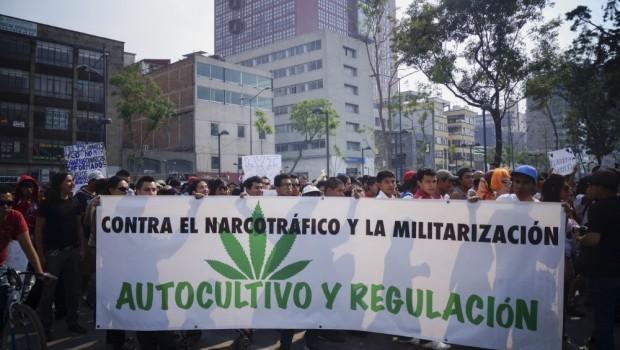 México debate la legalización de la marihuana