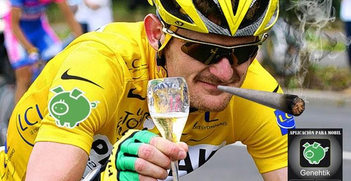 Floyd Landis el ciclista del cannabis
