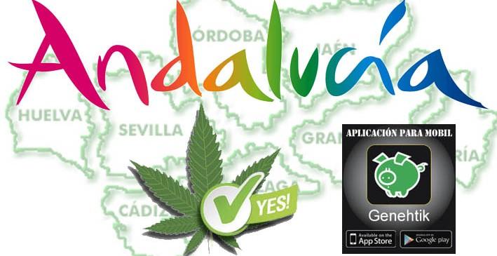 Andalucía pide la regulación del cannabis medicinal