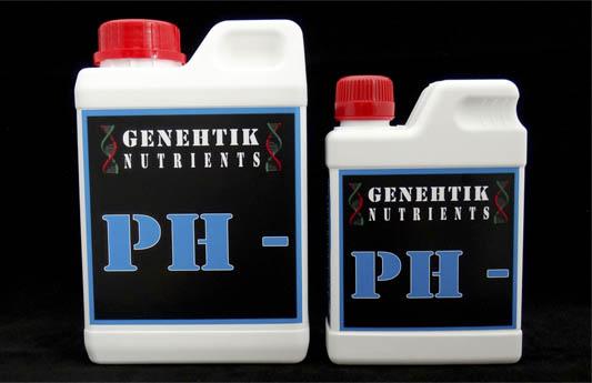 Regulador de PH Genetik Nutrients