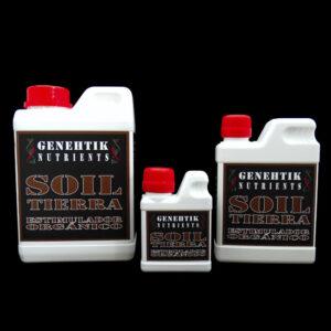 Estimulador de Tierra Genehtik Nutrients