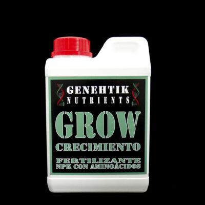 Fertilizante Crecimiento Genehtik Nutrients