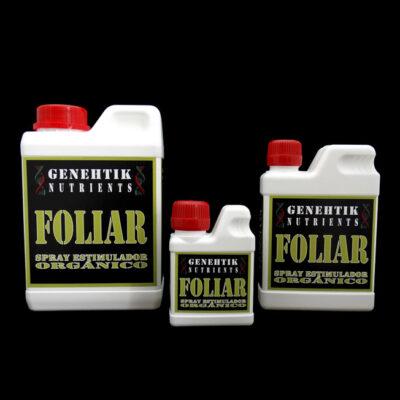 Spray Preventivo Foliar Genehtik Nutrients