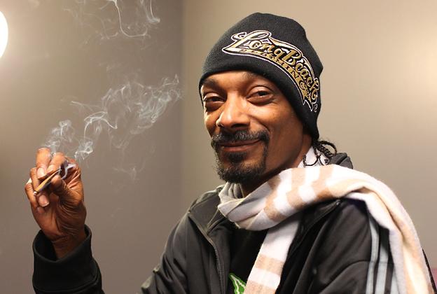 Snoop dogg lanza una web dedicada a la marihuana