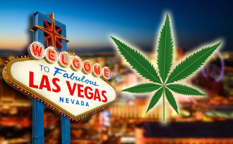 Primer dispensario de marihuana medicinal en el Strip de Las Vegas
