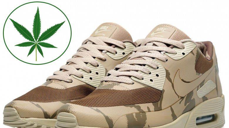 Nike lanzará al mercado unas zapatillas hechas con cañamo