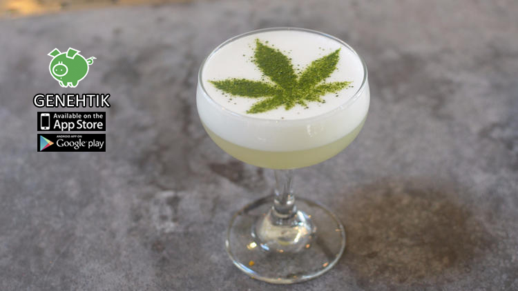 Un resturaunte de West Hollywood ofrece cócteles de marihuana