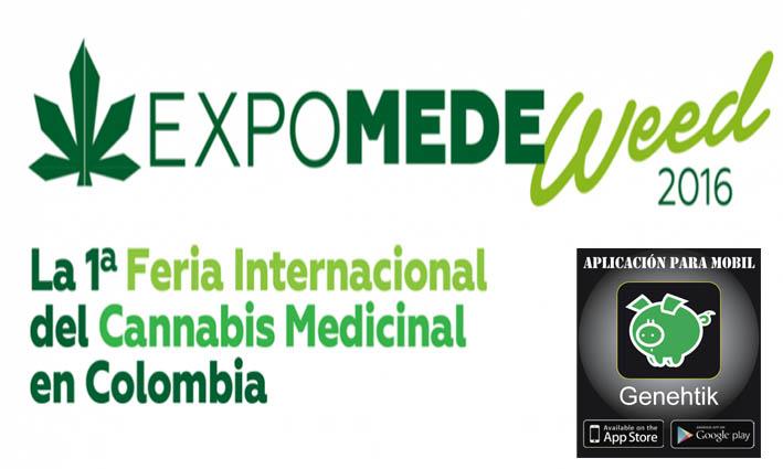 Expomedeweed 2016 Feria del cannabis en Colombia