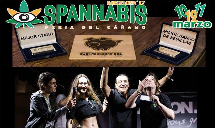 Genehtik - Mejor banco de semillas de marihuana y mejor stand en spannabis 2017