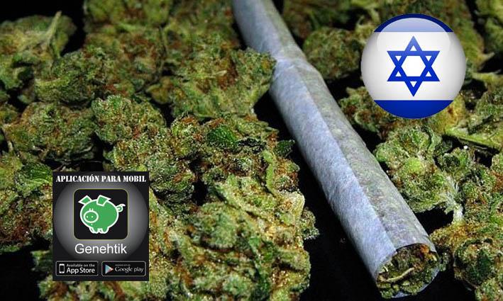 Despenalización de la marihuana en Israel