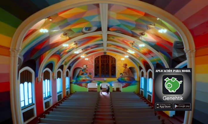 Inauguración Iglesia Internacional del Cannabis