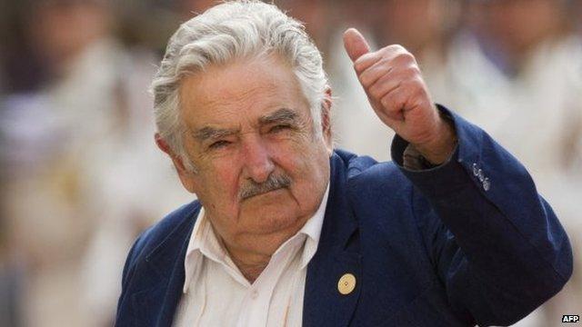 Jose Mujica en 2013 decidio pasar el negocio de la marihuana a manos del estado