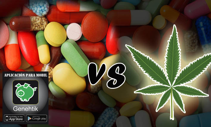 El cannabis previene el consumo de drogas o medicamentos
