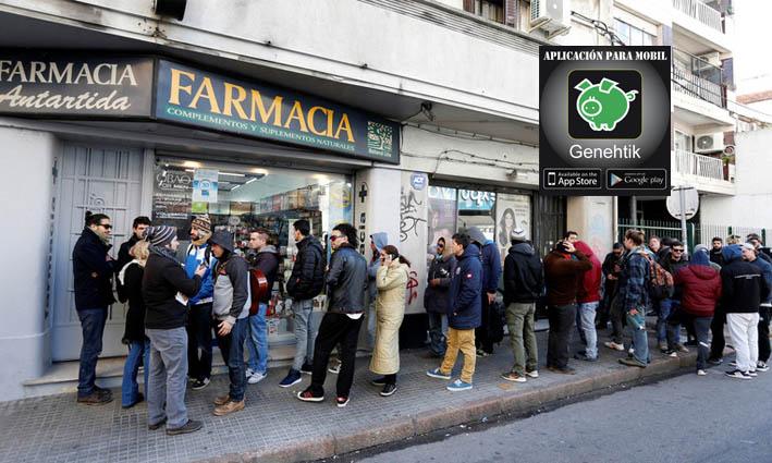 Primer medicamento a base de cannabis en las farmacias de Uruguay