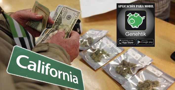 La marihuana recreativa ya es legal en California