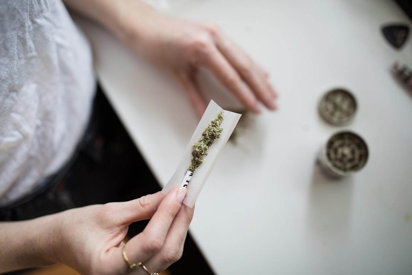 La marihuana daña menos al cerebro que el alcohol