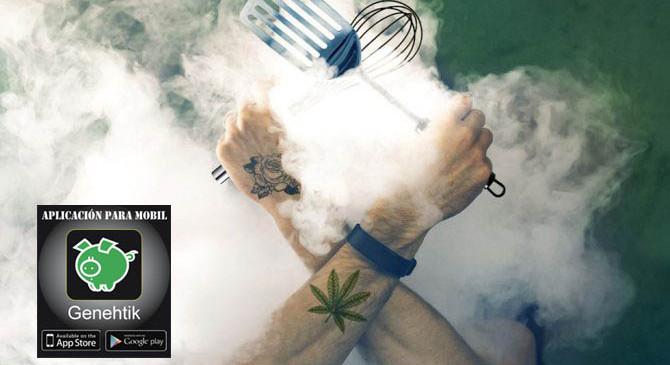 Nuevo programa en Netflix sobre cocina a base de marihuana