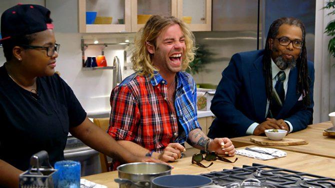 Cocina con marihuana en Netflix