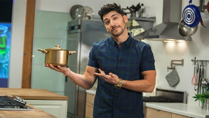 show de cocina con marihuana en Netflix