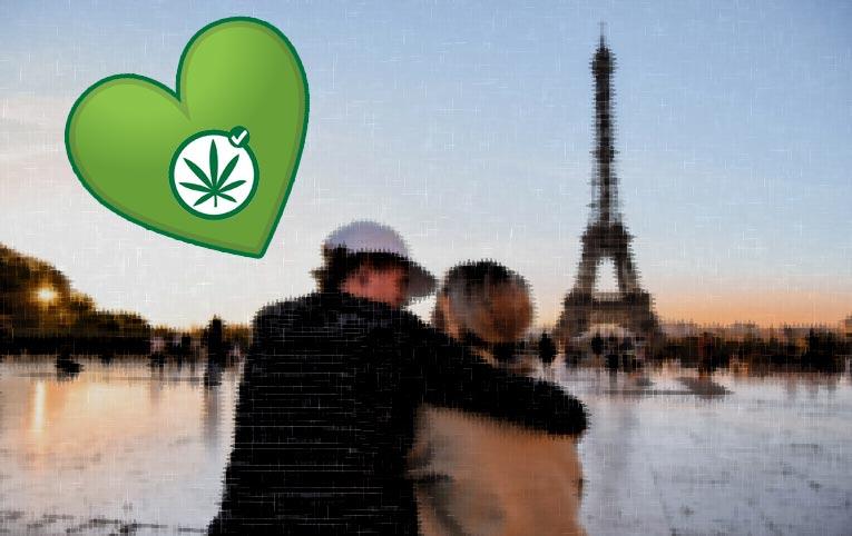 París como ciudad test para la legalización del cannabis recreativo