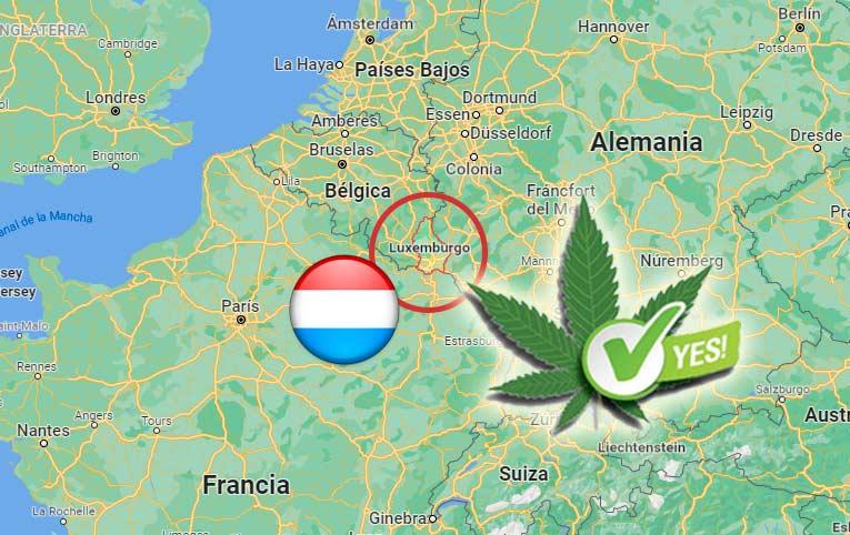 Luxemburgo legaliza el cultivo y el consumo de cannabis