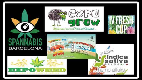 Ferias y Eventos Cannabis